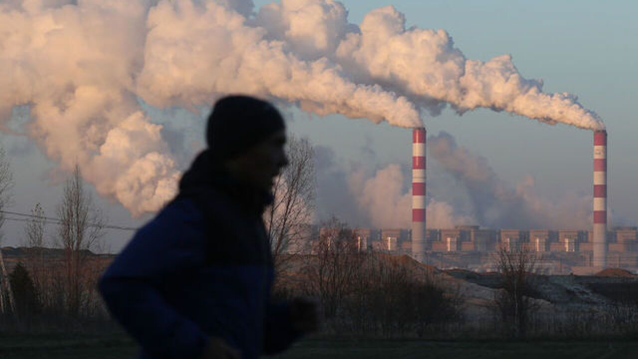 Tackling climate change could save millions of lives, report says