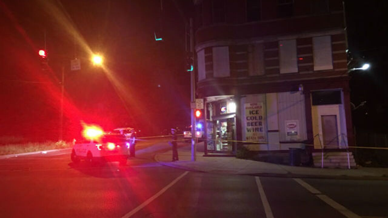 PD: Corner store worker shoots would-be robber