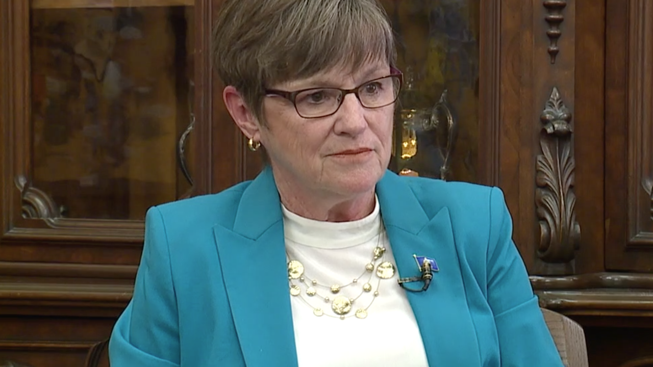 Gov. Laura Kelly