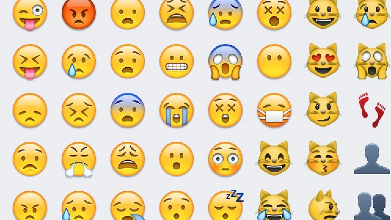Emojis are increasingly coming up in court cases. Judges are struggling with how to interpret them