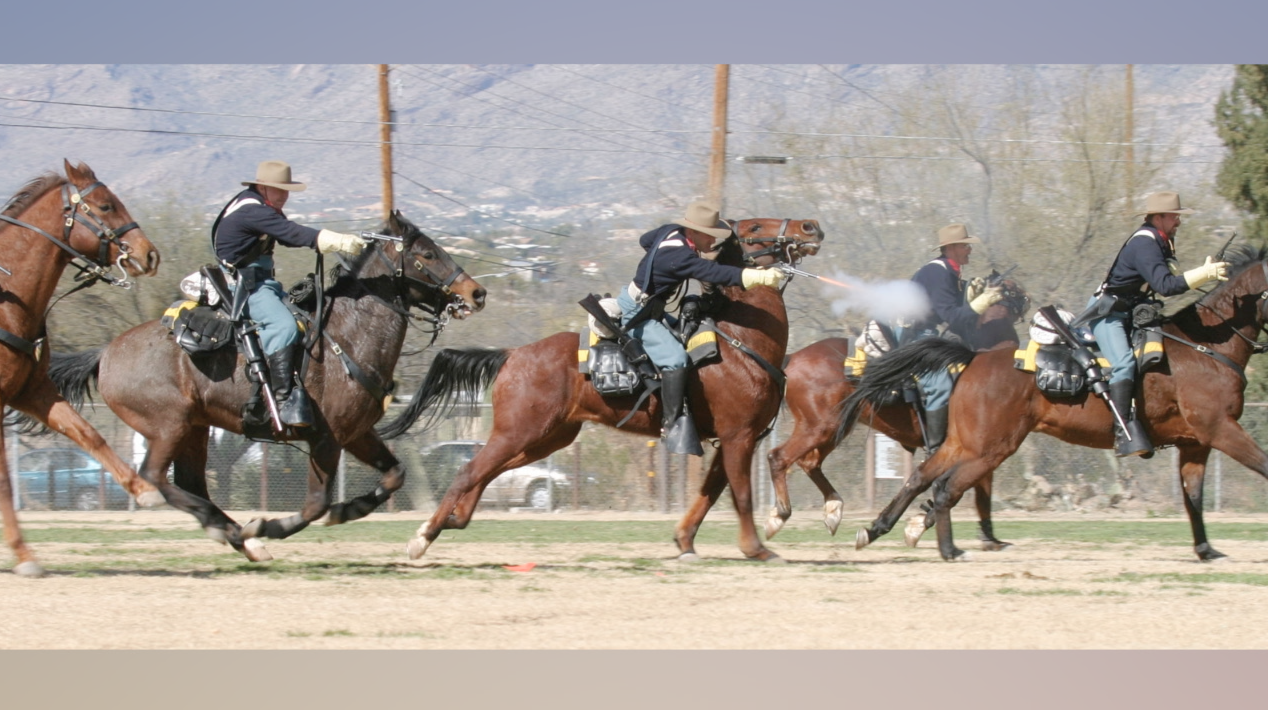 B Troop 4th U.S. Cavalry Regiment (Memorial) honors decades of traditions and history