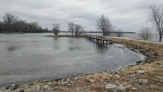 Lake Winnebago Water Levels