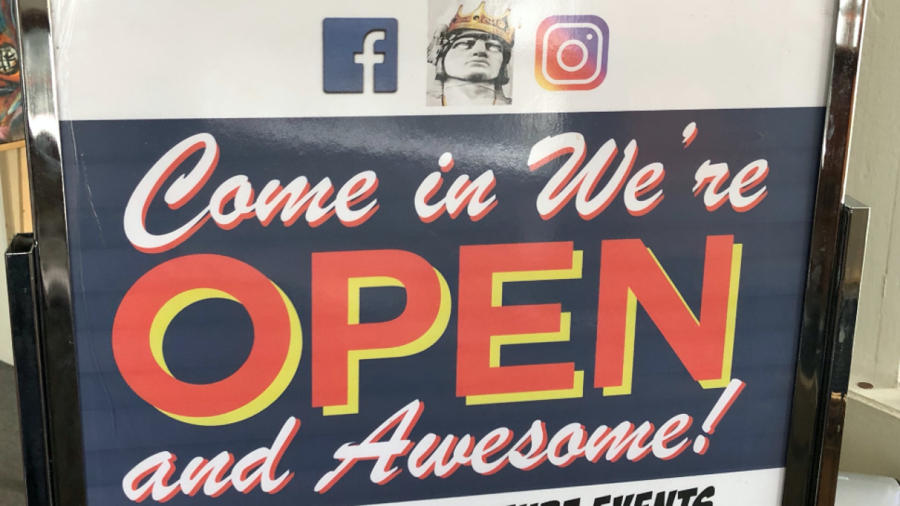 Cleveland heights small business boom