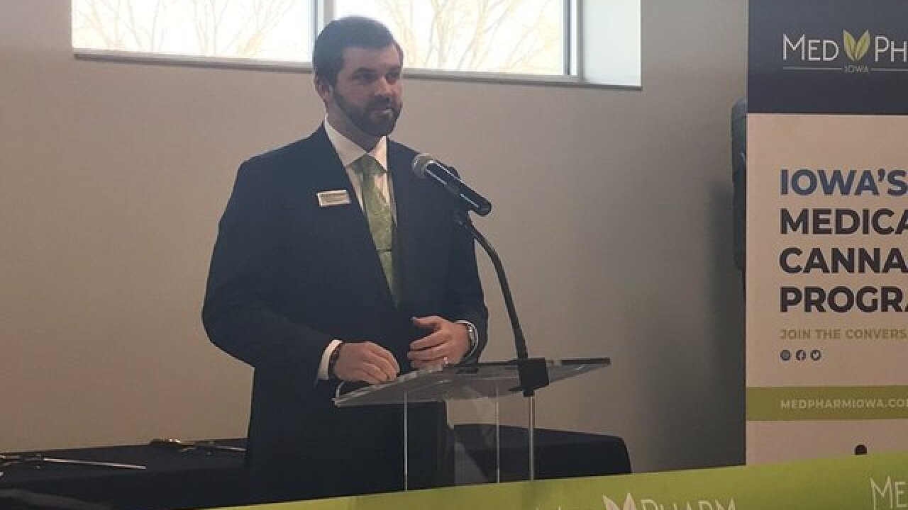 MedPharm Iowa opens first facility