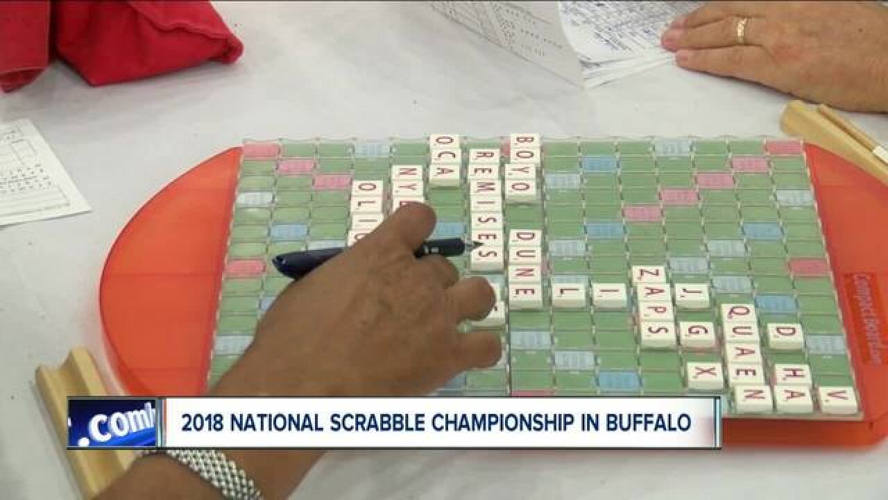 2018 North American SCRABBLE Championship spells its way