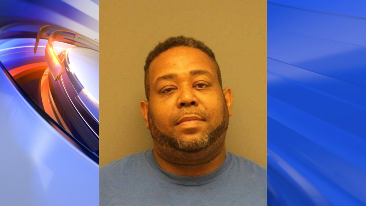 Newport News man arrested after allegedly attempting to run over school security guard