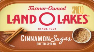 Land O'Lakes' Cinnamon Sugar Butter Is The Delicious Condiment You'll Want To Spread On Everything