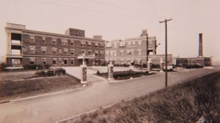 Former Providence Hospital Donnelly College