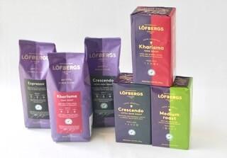 Lofbergs Lila Swedish Coffee