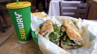 Subway is offering a buy-one-get-one deal on footlongs for a limited time
