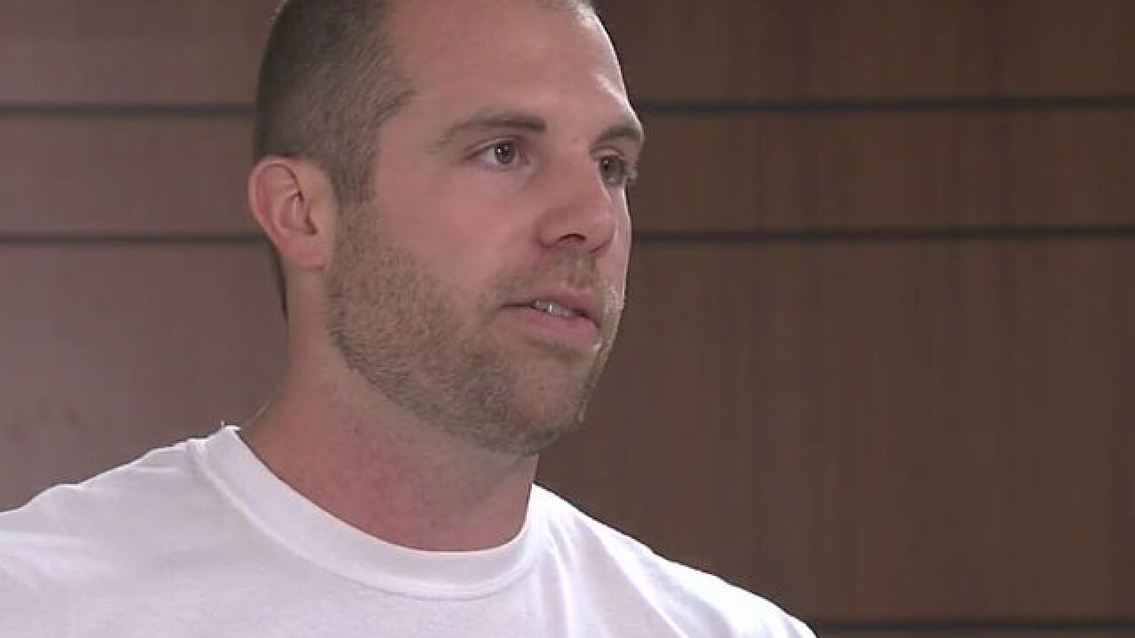Jason Seaman's family thanks community, first responders for their love and support since shooting