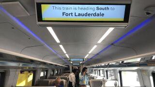 Brightline passengers react to recent train deaths