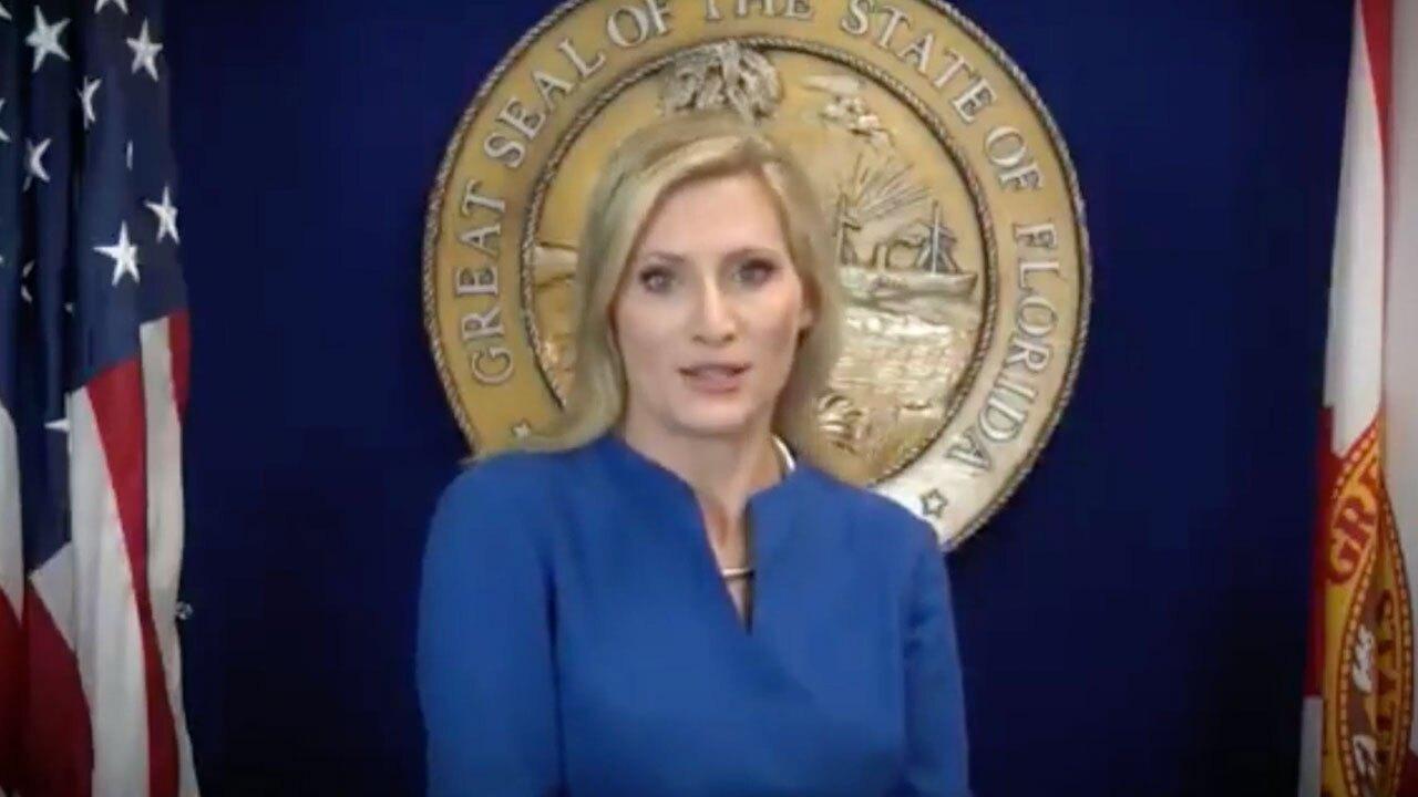 Florida Secretary of State Laurel Lee