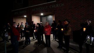 Vigil against violence in Great Falls