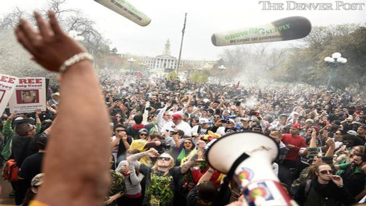 Denver's 4/20 Festival has been canceled