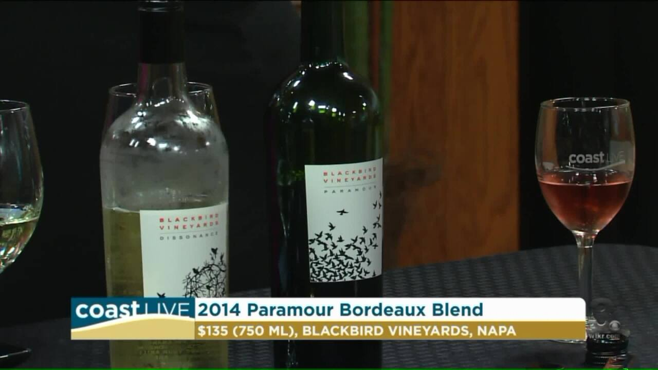Sampling wines from Napa Valley with a Virginia connection on CoastLive