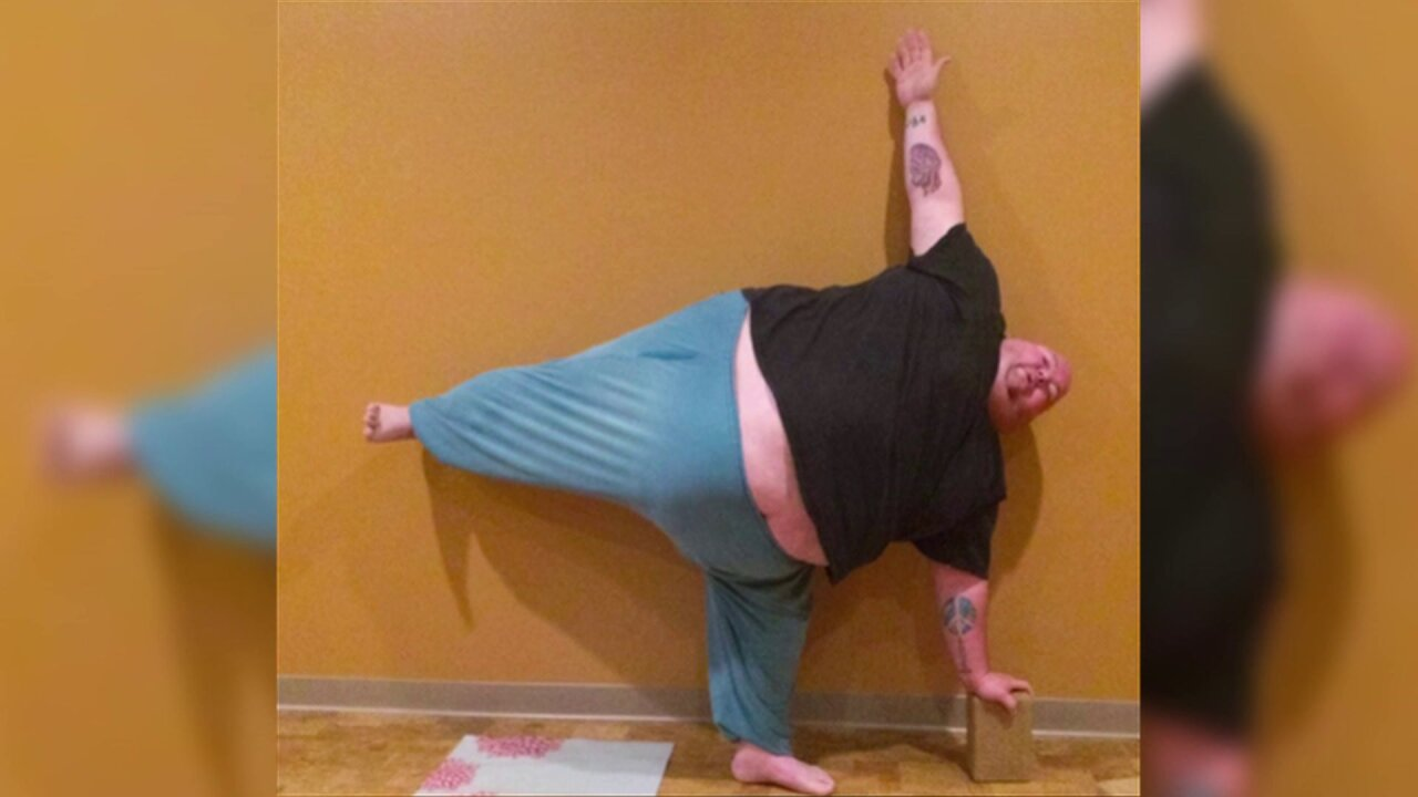 Yoga leads to a life-changingexperience