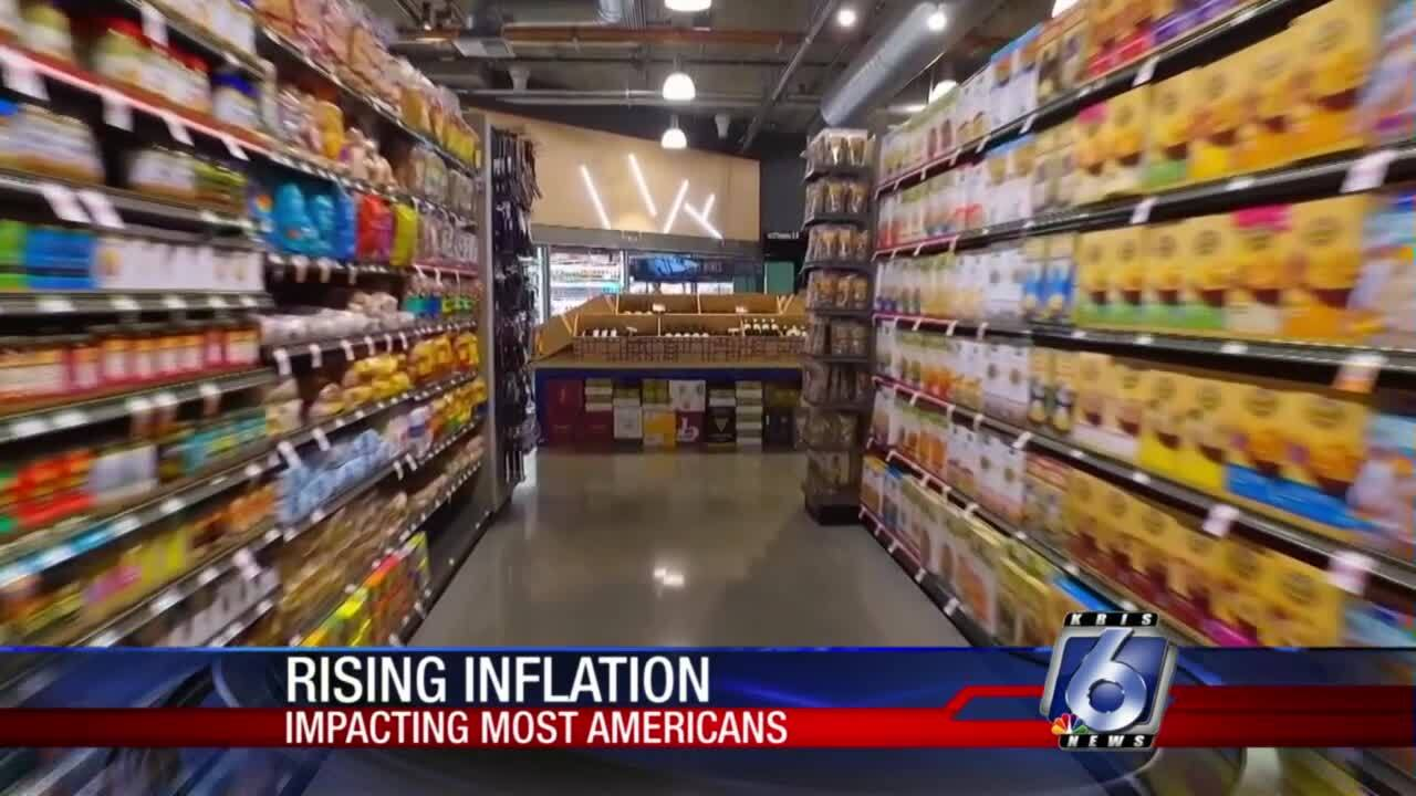 Inflation is pinching more Americans than ever before
