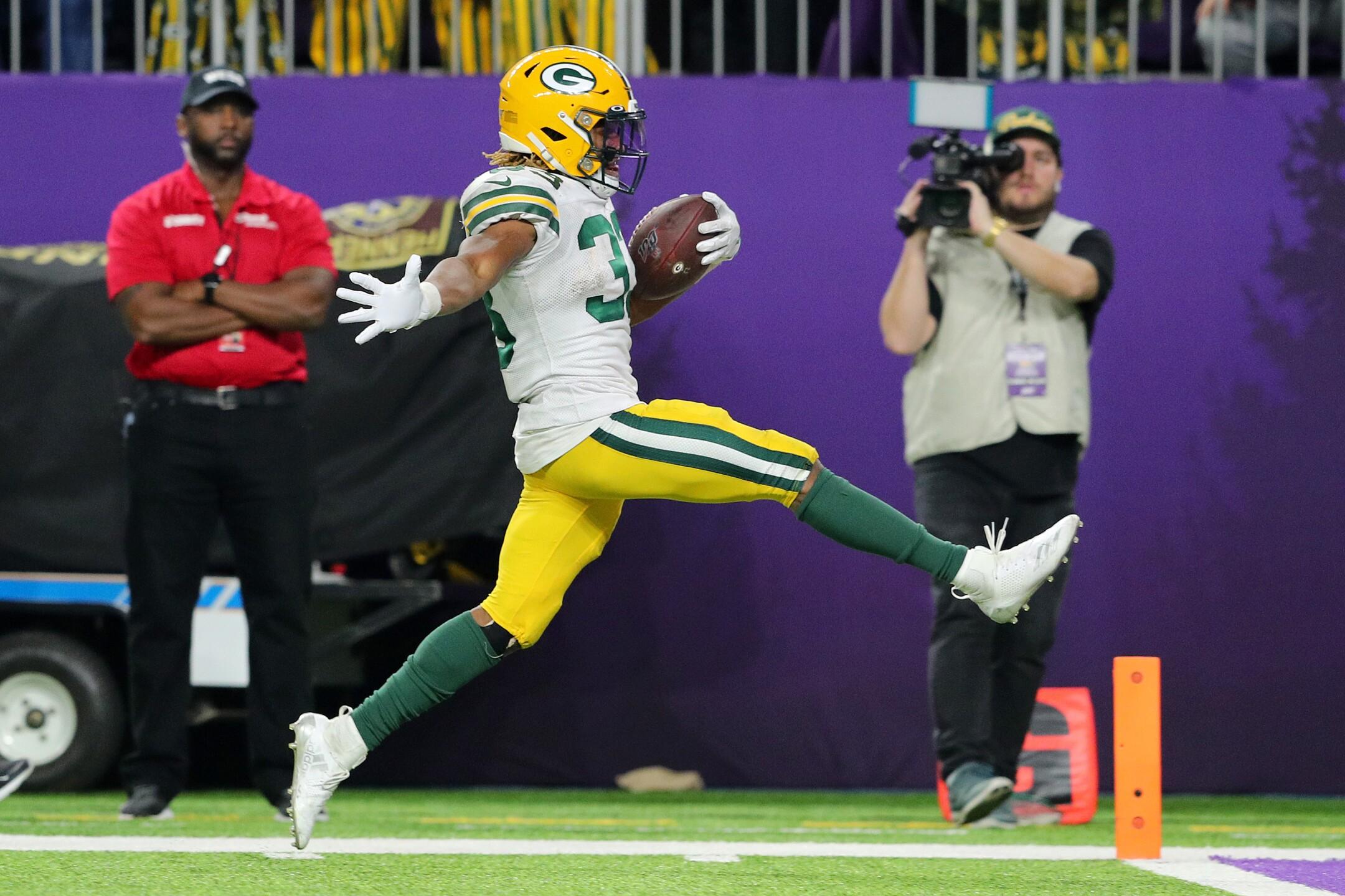 Green Bay Packers vMinnesota Vikings
