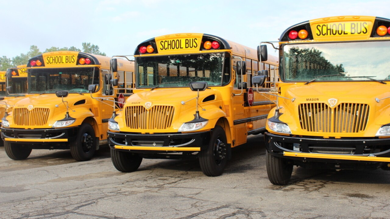 Mason Public Schools Upgrades Buses with Technology and Safety Measures