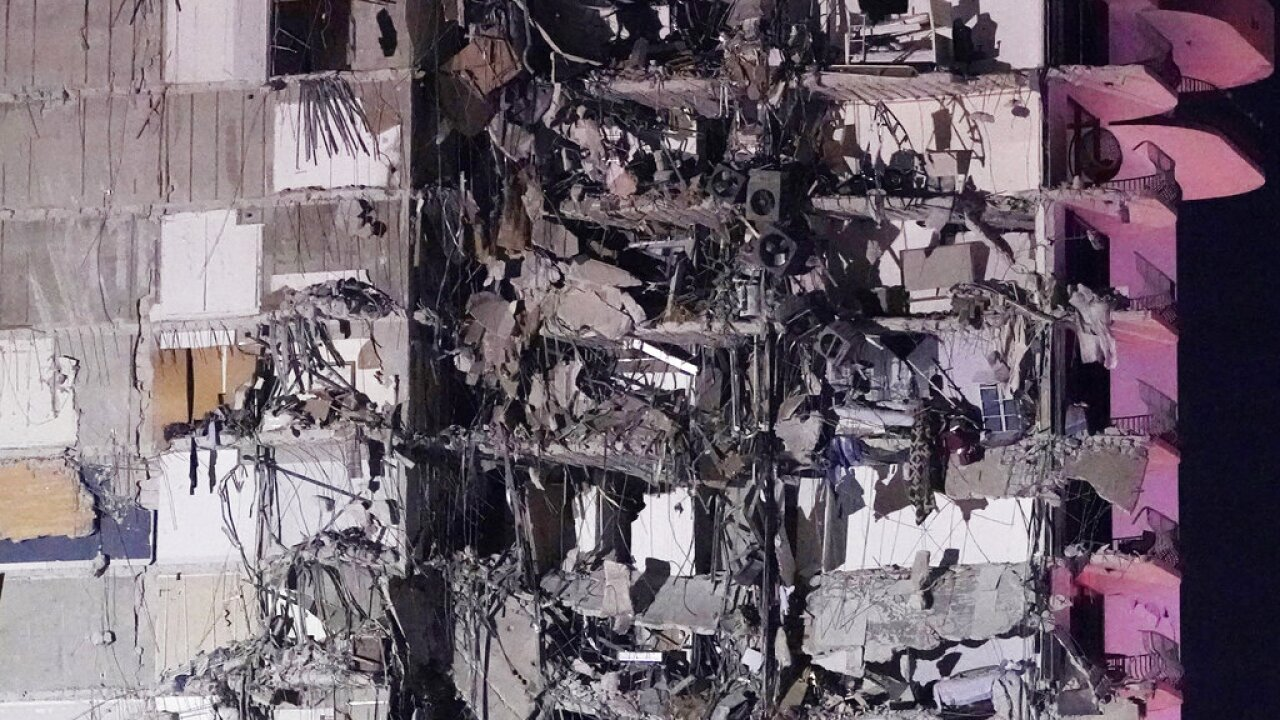 Images from the Building Collapse in Surfside, Florida