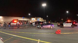 Officer-involved shooting Walmart