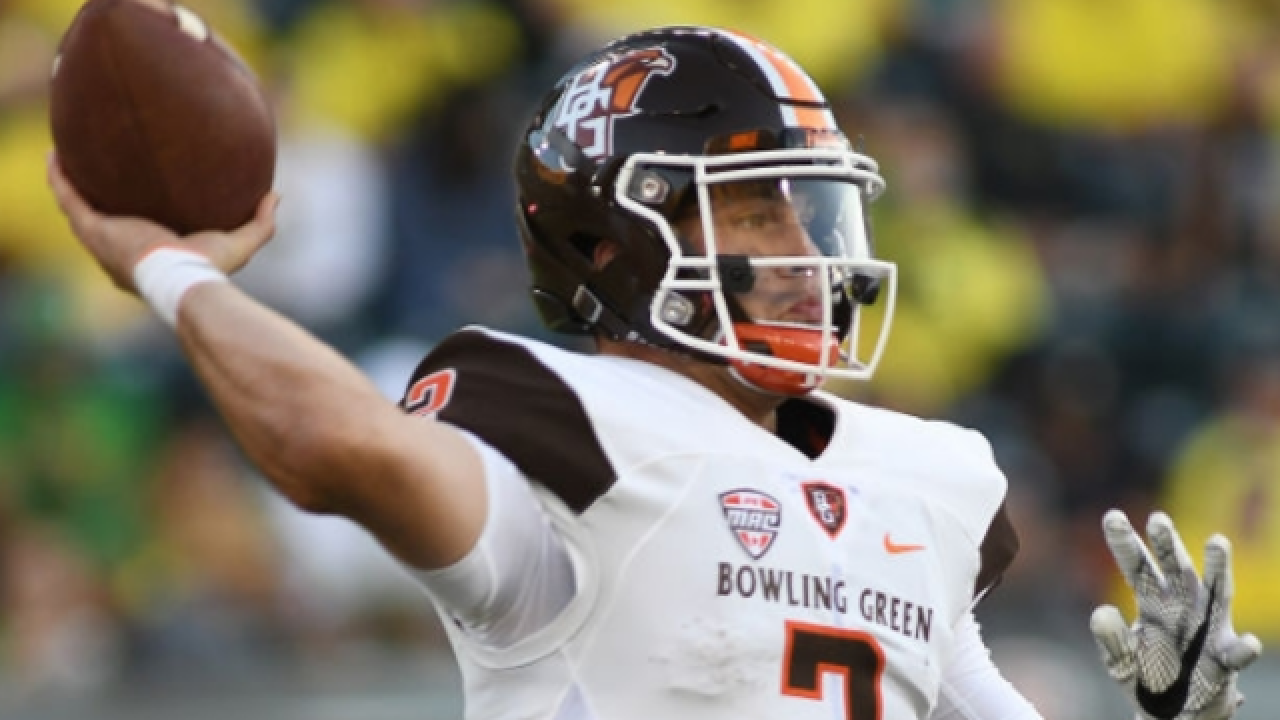 Bowling Green rallies to beat Central Michigan