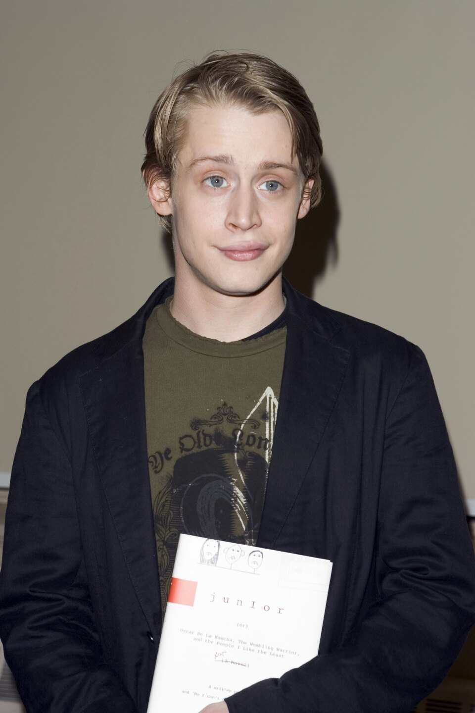 Photos: Macaulay Culkin lets fans pick new middle name…and it's one we've heardbefore