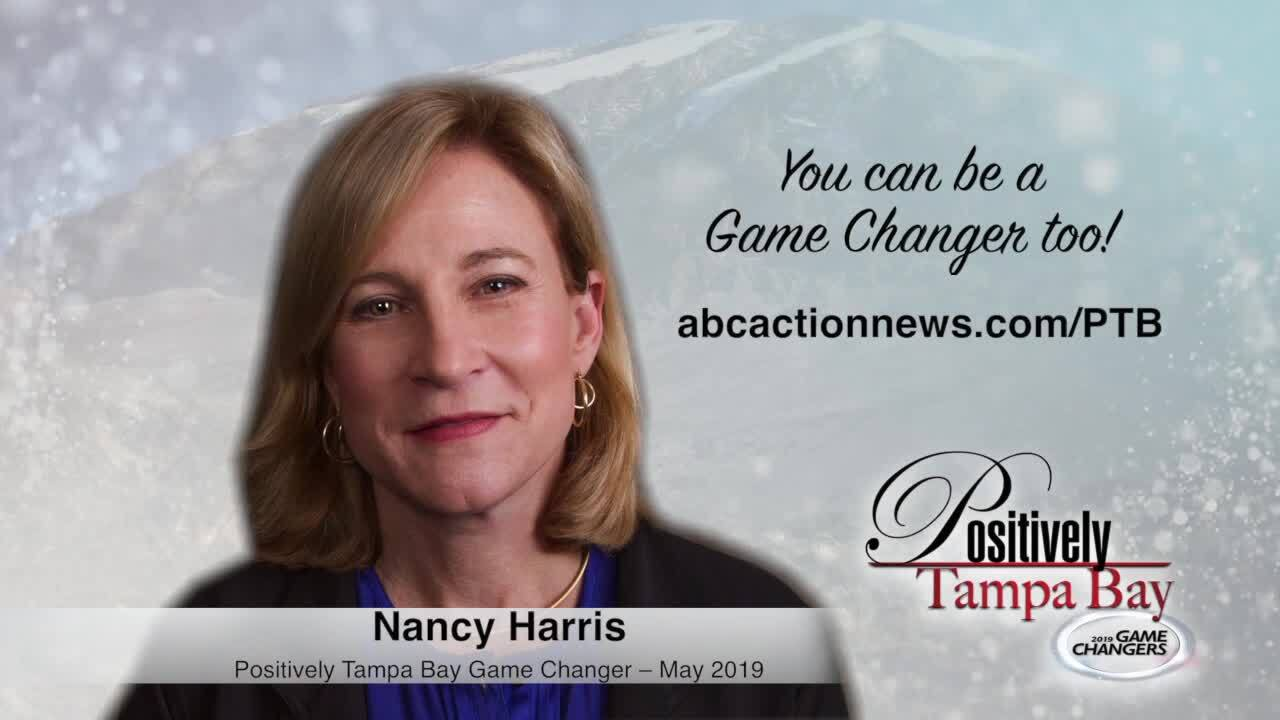 Nancy Harris game changer