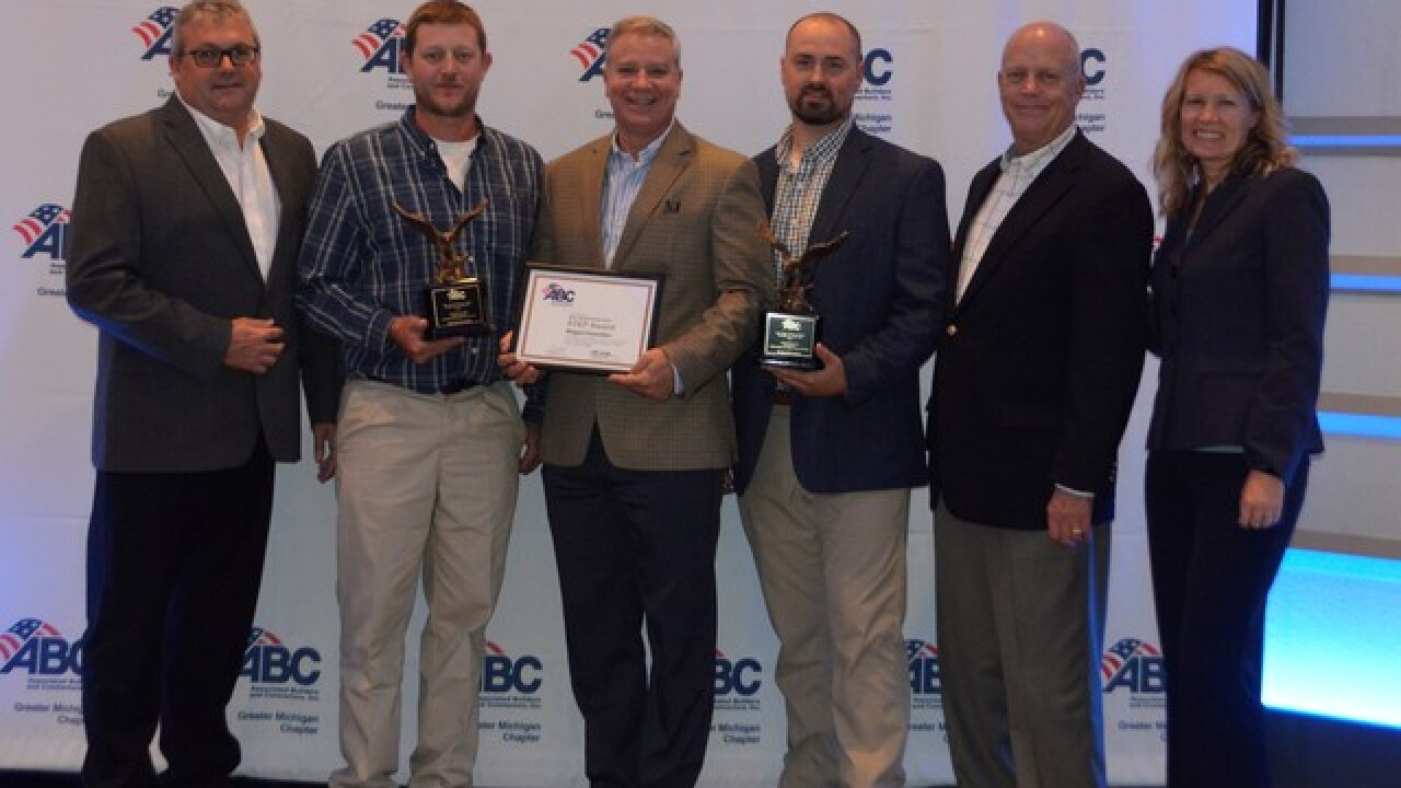 ABC Greater Michigan Chapter Honors Members