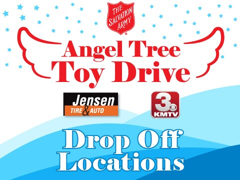 Angel Tree Toy Drive 2019