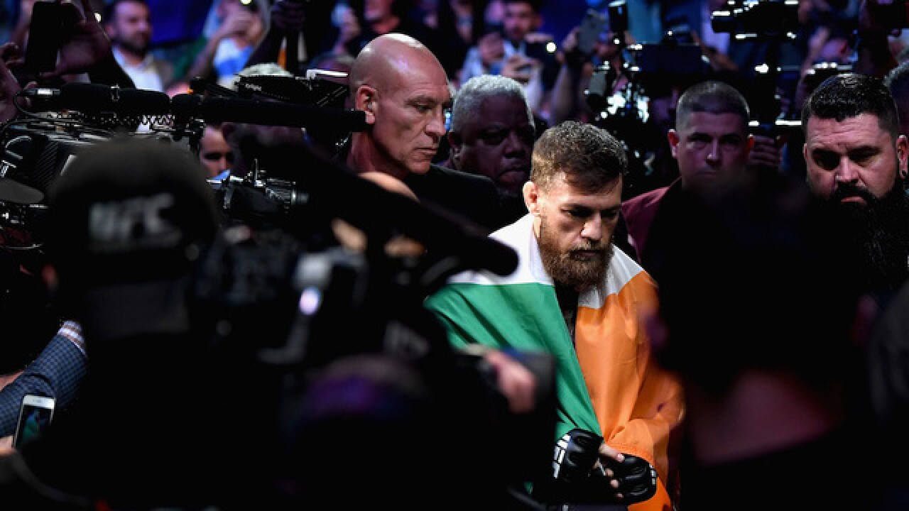 UFC 229: Conor McGregor's comeback ends in defeat amid chaotic scenes