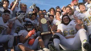 Back-To-Back-To-Back: Palmer Ridge captures third straight 3A title