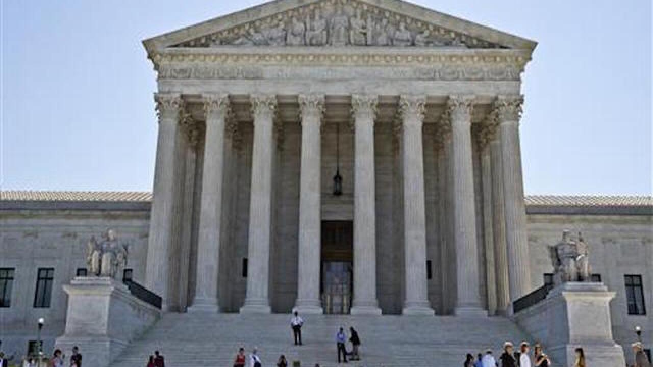 Supreme Court set to close out current term with 3 big cases