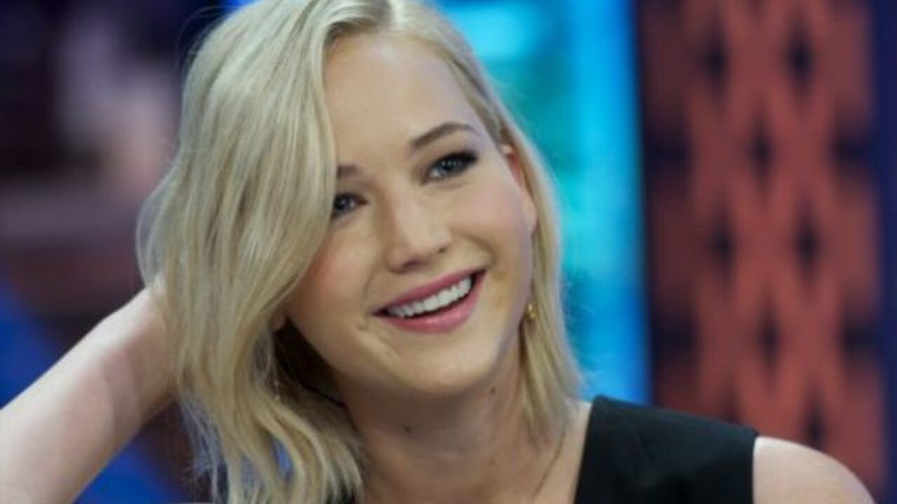 Actress Jennifer Lawrence is taking a break from acting to 'fix our democracy'