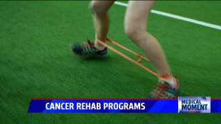 Medical Moment: Cancer rehabilitation programs at Spectrum Health