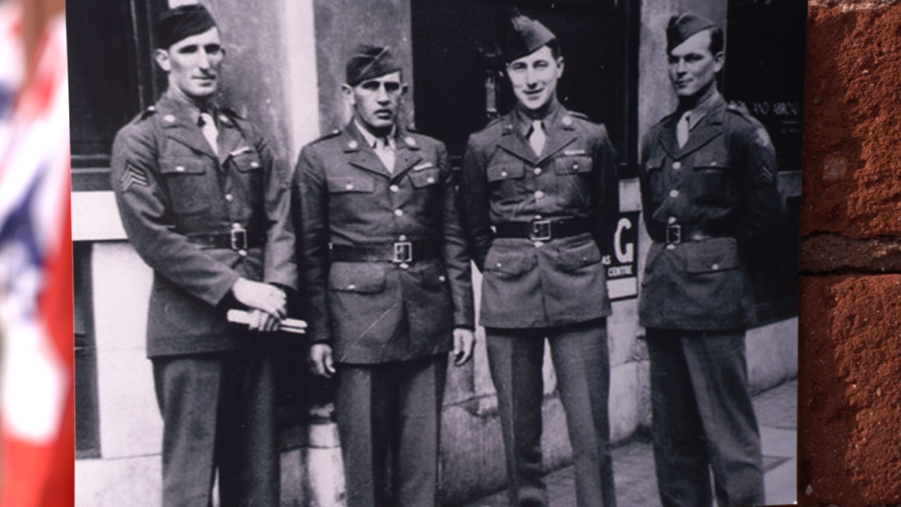 Virginia D-Day veterans on witnessing history: 'You only get oneshot'