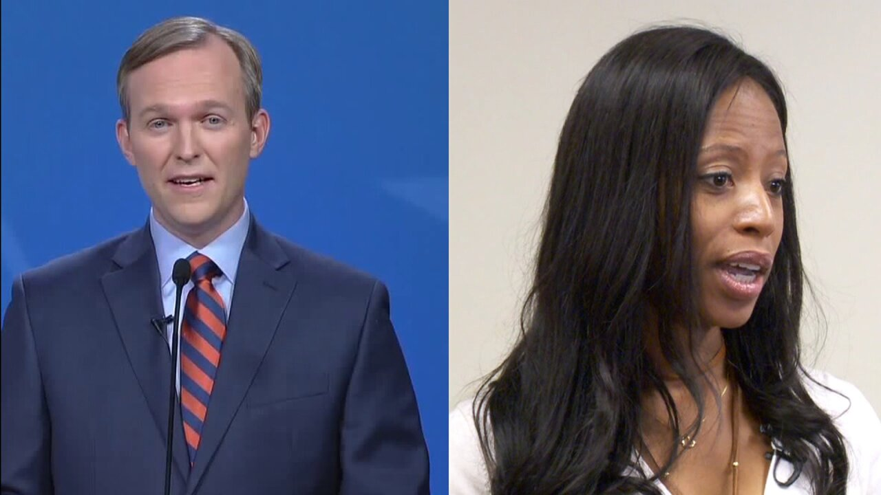 McAdams' lead over Love narrows to fewer than 900 votes