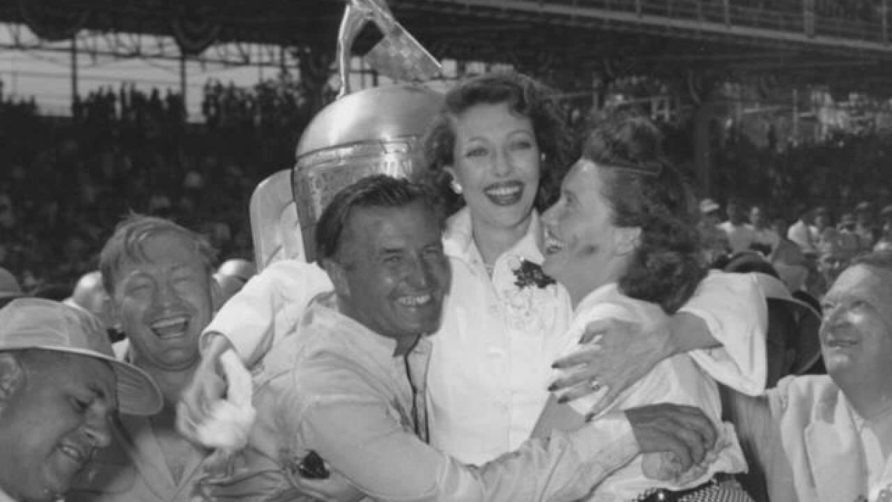 Only 8 drivers finished the 1951 Indy 500