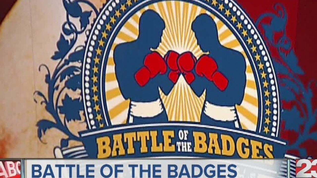 24th Annual Battle of the Badges happening Friday