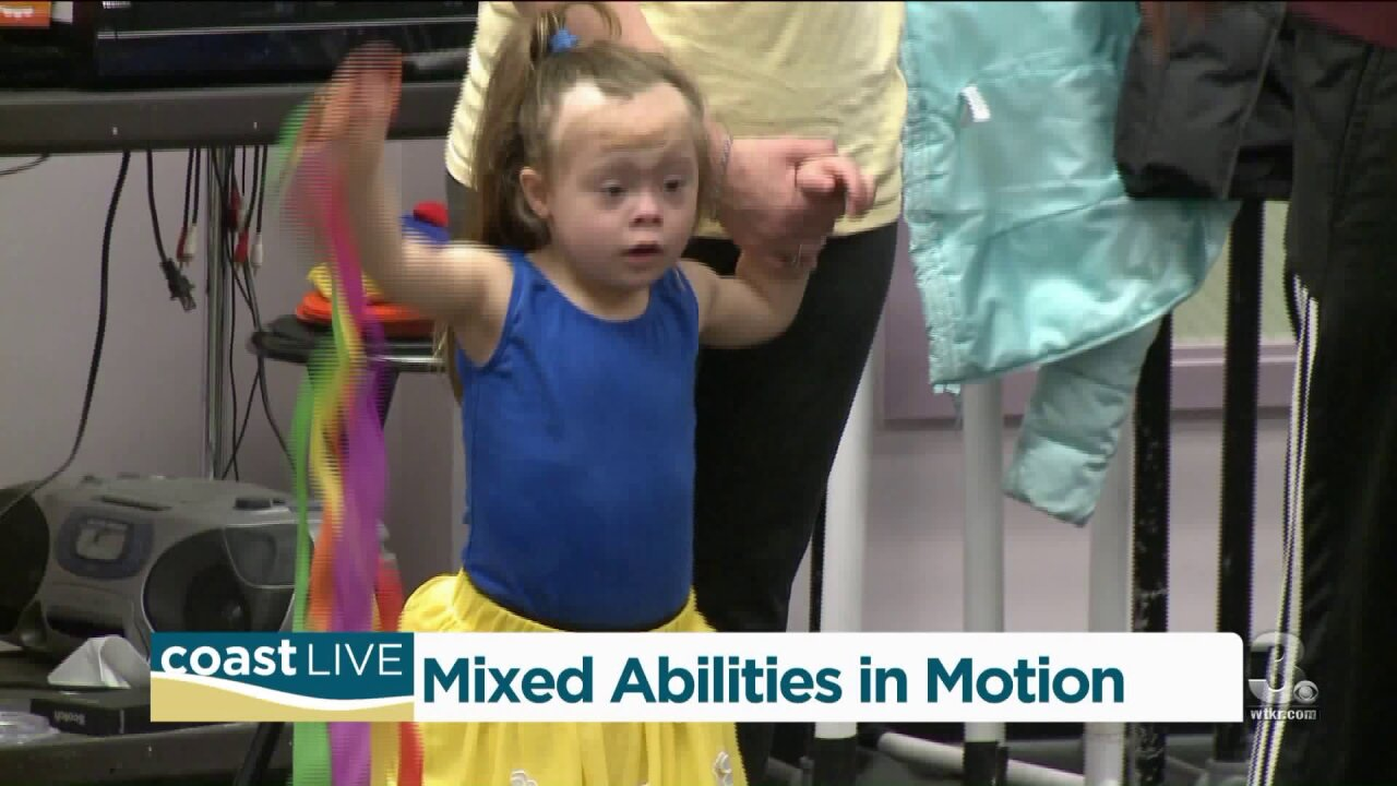 A look at how dance is helping local children with special needs on Coast Live