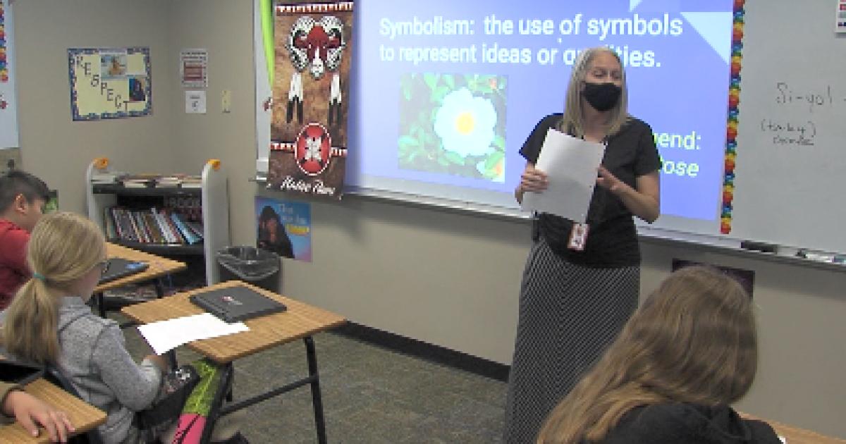 Teacher creates unique experience for students