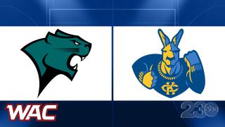 Chicago State vs Kansas City - WAC Basketball