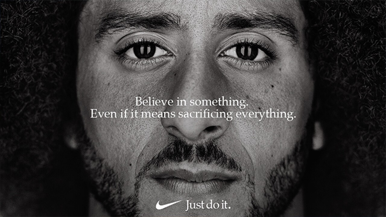 Watch: Nike releases new Kaepernick commercial