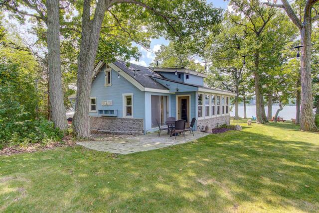 PHOTOS: Own your own island on Pewaukee Lake