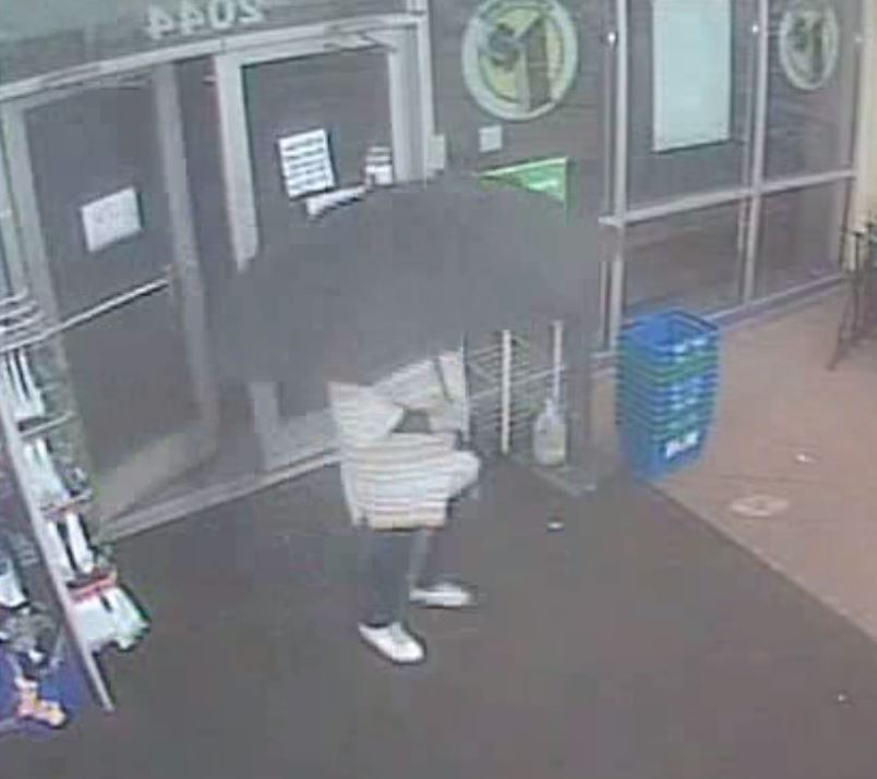 PT Victory Boulevard Pizza Hut robbery suspect (July 26)
