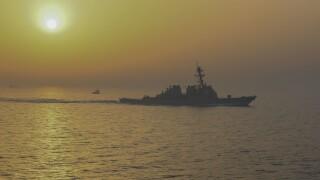 26th MEU, USS Bataan transit Strait of Hormuz