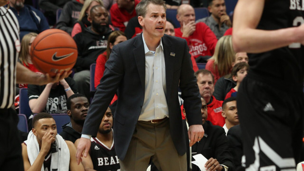 Creighton basketball names Paul Lusk assistant coach