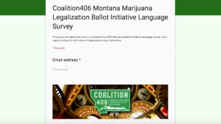 Committee proposing marijuana legalization ballot measure launches survey