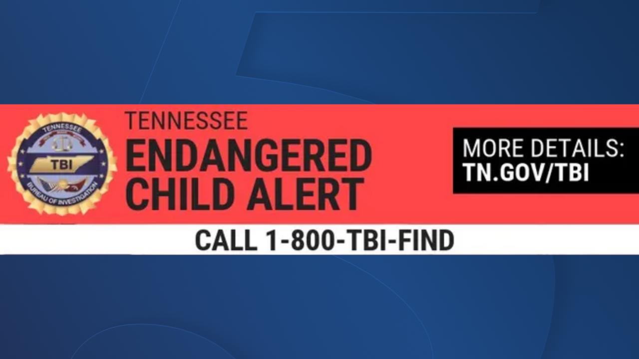 endangered child alert